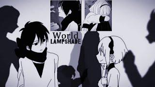 【奏】 World Lampshade (ワールド・ランプシェード) -piano ver.-