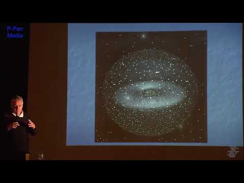 Michael Tellinger: Space is Water, evidence provided by NASA