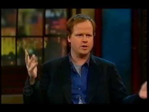 Joss Whedon interview on Rove Live (2005)