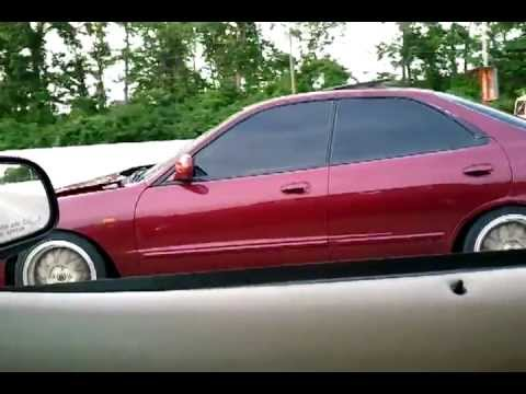 Jdm Itr Front 4 Door Integra Youtube