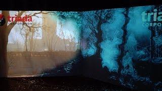 Интерактивный бренд волл. Пресс волл. Сцена задник(Интерактивный ILS Brand Wall на мероприятие. Размер данной конструкции 6х2.5 м. Фотозона, интерактивная игра с прес..., 2016-10-03T08:50:34.000Z)