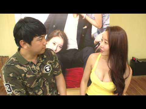 South Korean film actor Ha Na Kyung hot yoga - KoonTV - 3