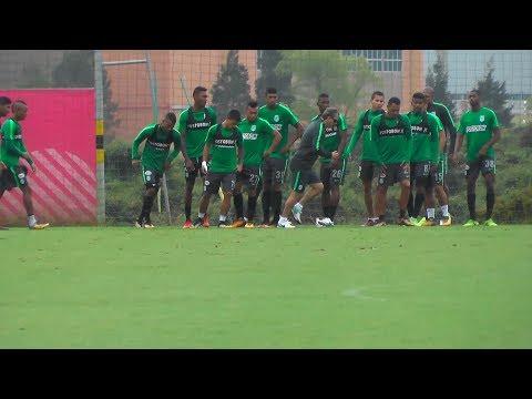 """Diego Ossés, PF:""""El grupo ha llegado en muy buena condición""""..."""