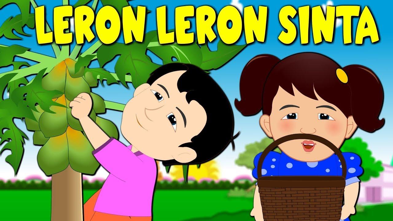 Download Leron Leron Sinta Buko ng papaya   Awiting Pambata   Leron Leron My Love Tagalog Nursery Rhymes