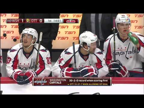 NHL 15/16, RS: Washington Capitals - Ottawa Senators