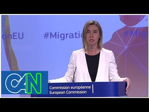 Remarks by High Representative/Vice-President Federica Mogherini at the press conference during her