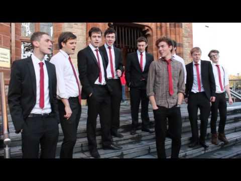 Trinity College Dublin - Trinitones - Use Somebody (Cover)