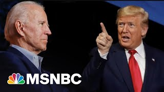 Trump Tries To Rebrand Biden's Legit 2020 Win As 'The Big Lie' | The 11th Hour | MSNBC
