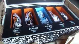 adidas battle pack presentation case exclusive unboxing
