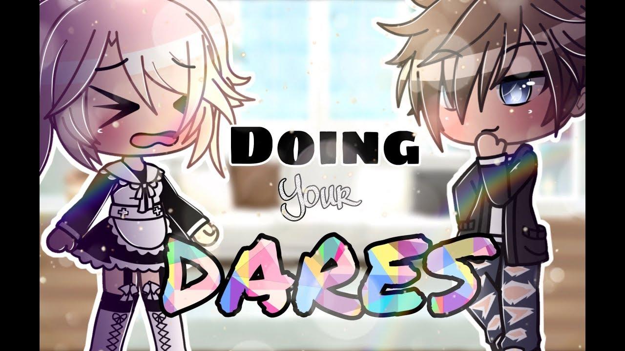 Doing Your Dares Gacha Life 200k Speical Youtube