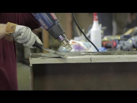 How To Remove Paint From Furniture Without Sanding : Furniture Repair U0026  Refinishing