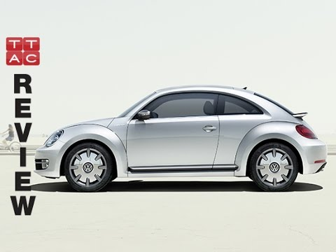 2015 Volkswagen Beetle 1.8T Review