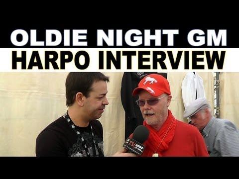OLDIE NIGHT GM | HARPO (HD) Interview | Gummersbach 28.04.2012