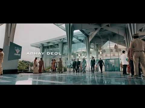 Hero trailer Kalyani dharshani action king Arjun at presidency University Bangalore