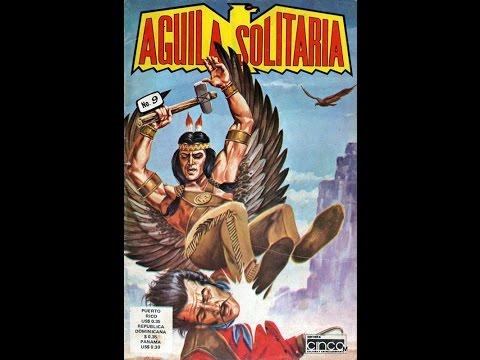 Aguila Solitaria  9-Revista de historietas