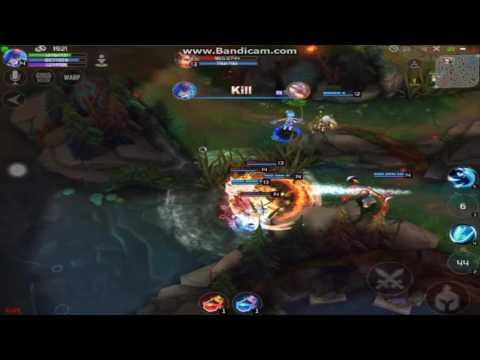 sven double kill in the offline battle chien than dota vtc game