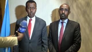 Wasiir Yusuf garaad Oo la Kulmay Dhigisa Kenya Heshiis Cusubna Wada Galay.