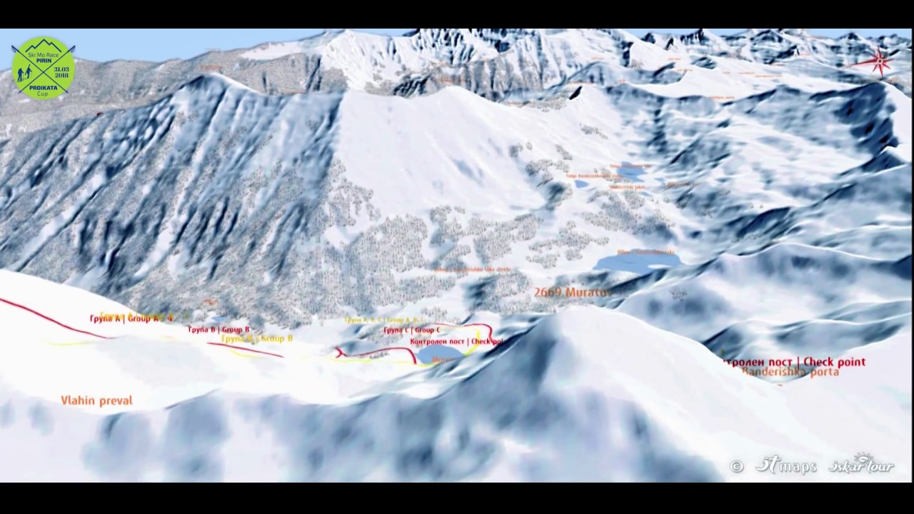Ski Mo Race Pirin Proikata Cup Bansko 31 3 2018 Youtube