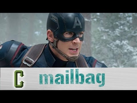 Collider Mail Bag - Captain America: How Much Longer Will Chris Evans Be Cap?