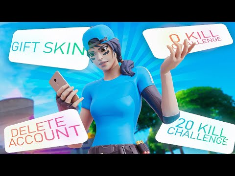 I Let INSTAGRAM Control My EVERY MOVE In Fortnite