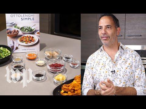 Yotam Ottolenghi's favorite flavor ingredients