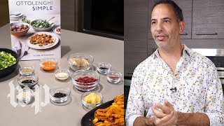 Yotam Ottolenghi's favorite flavor ingredients