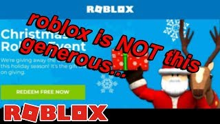 NEW ROBLOX SCAM LOOKS SCARILY REAL