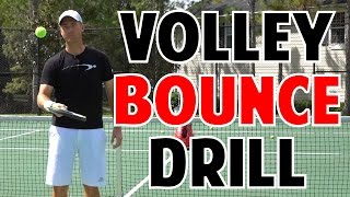 Ultimate Tennis Volley Drill