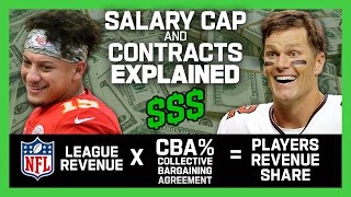 How the NFL Salary Cap & Contracts Work | NFL Explained