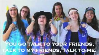 Cimorelli - We Are Never Ever Getting Back Together - Lyrics + Download Link - HD