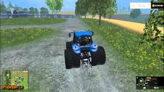 FS 15 NEW HOLLAND T8435 DW V2 0
