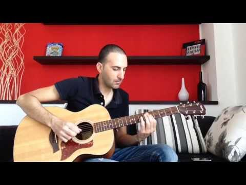 Prince Royce - Incondicional: Instrumental Acoustic Cover by PeXFrA