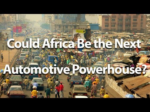 Could Africa Be the Next Automotive Powerhouse? - Autoline This Week 2217