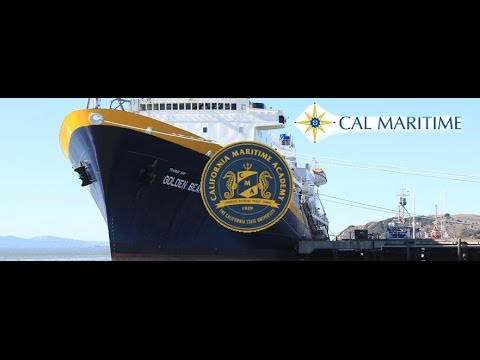 Vlog #8 Back at Cal Maritime