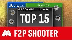 TOP 15 ► Die besten kostenlosen Shooter