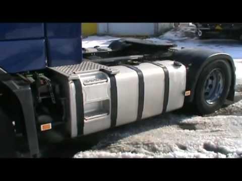 Автоматическая КПП на грузовиках. I-Shift от Volvo