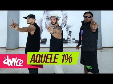 Marcos e Belutti ft. Wesley Safadão - Aquele 1% - FitDance - 4k | Coreografia | Choreography