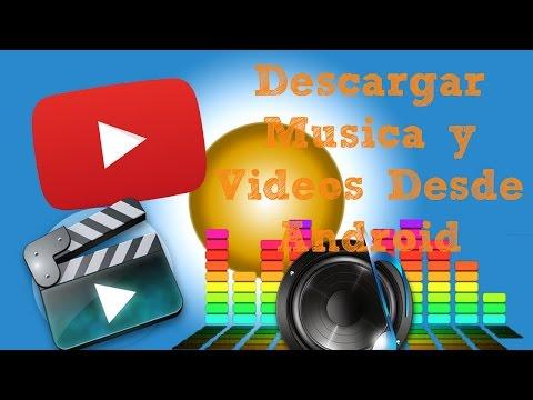 Descargar Música y Videos HD Desde Android Gratis - Tube Mate 2015