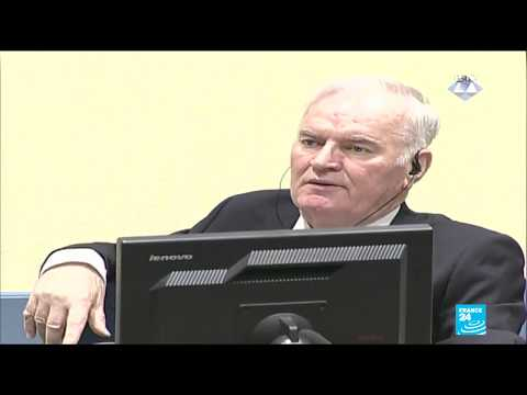 Ratko Mladic Sentenced To Life Imprisonment For Genocide, War Crimes And Crimes Against Humanity