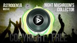 Copyright Free Music - AstrogentA - Night Mashrooms Collector electro