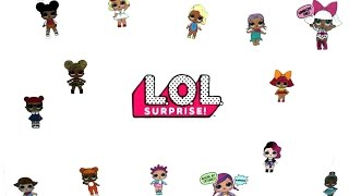 L.O.L. Surprise Blind Box Series 1 Lil Outrageous Littles Unboxing Review With 7 Layers of Surprise
