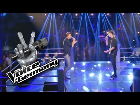 Leonard Cohen - Hallelujah | Felix vs. Benedikt | The Voice of Germany 2017 | Battles