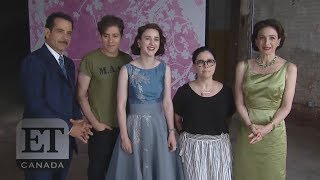 'The Marvelous Mrs. Maisel' Cast React To Emmy
