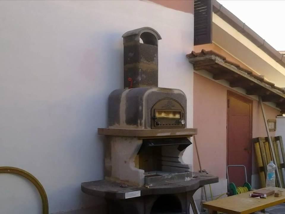 Barbecue palazzetti nuovo capri brace e pizze youtube for Barbecue oslo palazzetti