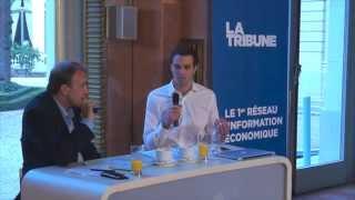[Club Entreprise] Thibaud Simphal (Uber France) - 13/02/2015