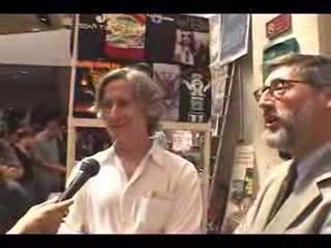 John Landis/Mick Garris interview
