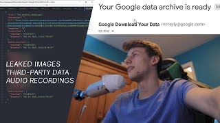 Download Video Downloading My Private Google Data, this is what I found MP3 3GP MP4