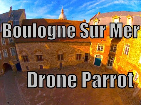 ✔︎🎥〖Drone Parrot Bebop à Boulogne sur Mer〗🎥✔︎