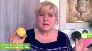 Wunderwirkung Zitronenwasser