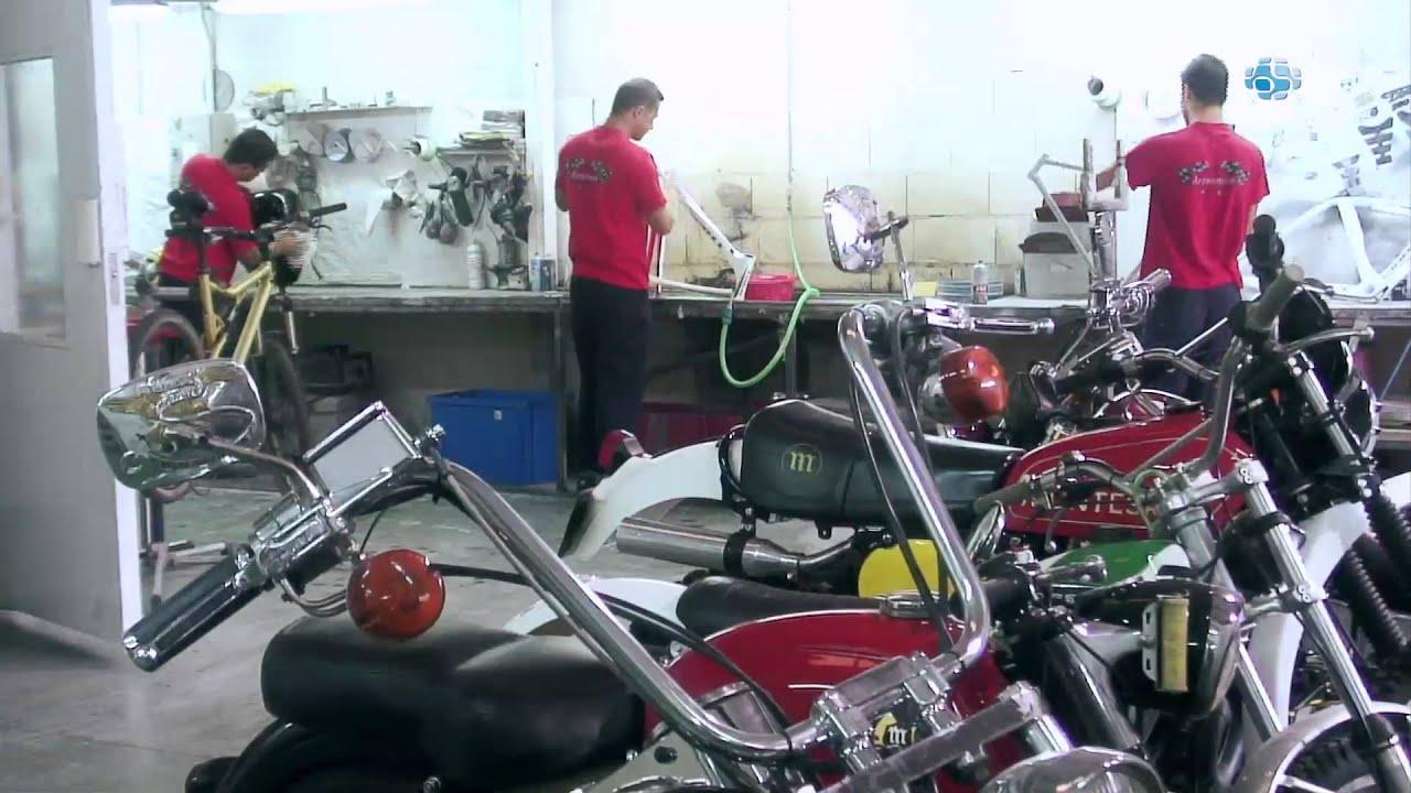 Reparación cuadros de carbono, Aerografía , pintura de motos y ...
